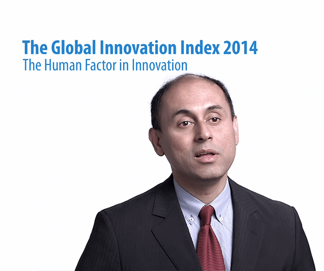 Global Innovation Index 2014 - Highlights from Co-editor Dutta