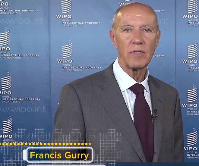 WIPO Director General Gurry on the Global Innovation Index 2018