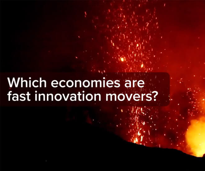 Global Innovation Index 2018 Q&As: Innovation movers?