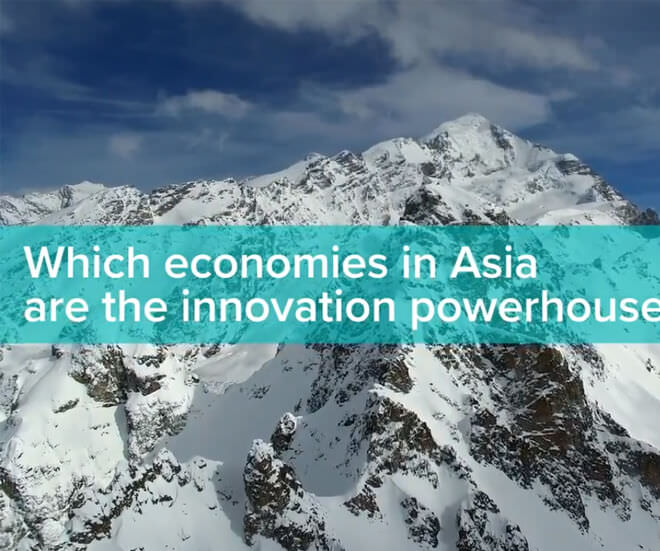 Global Innovation Index 2018 Q&As: Asia innovation powerhouses?