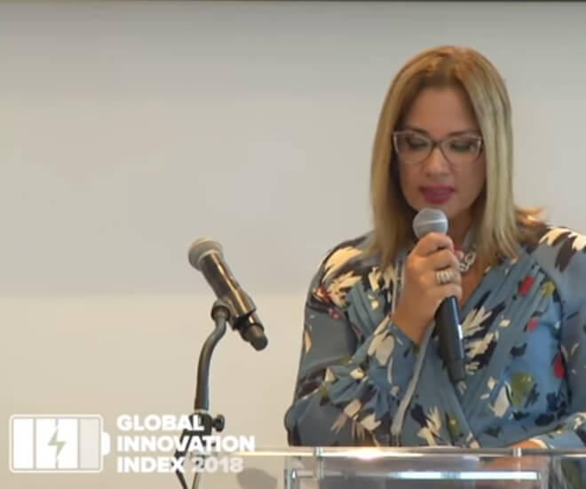 "Global Innovation Index 2018: ""Innovation for the Americas Summit"" Panel"