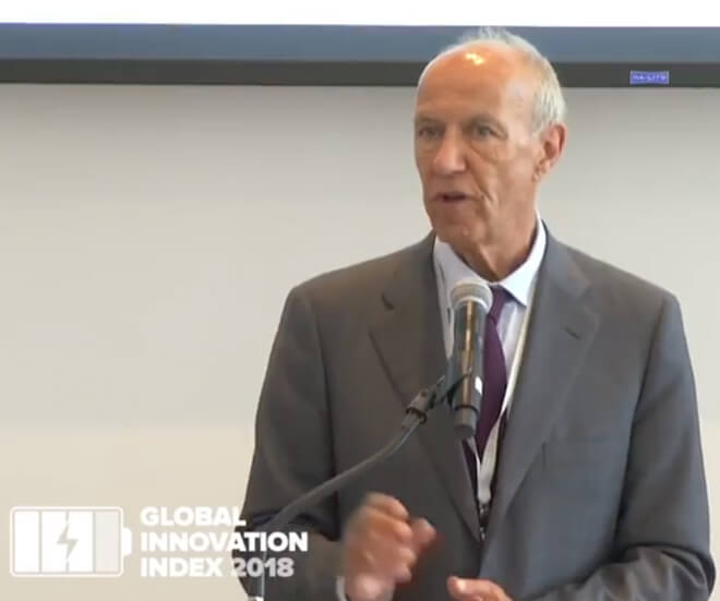 WIPO Director General Opens GII 2018 Launch Event