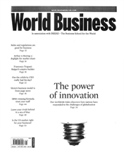 the global innovation index 2007 to 2008 report