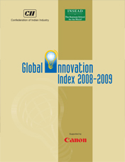 the global innovation index 2008 to 2009 report