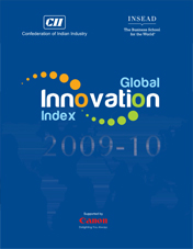 the global innovation index 2009 to 2010 report