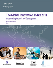 the global innovation index 2010 to 2011 report