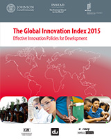 Global innovation Index 2014 Cover